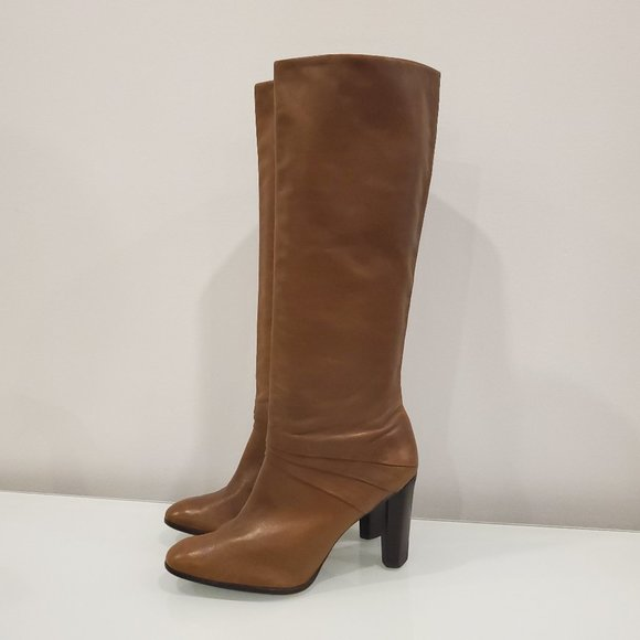 DVF Knee High Boots 9.5